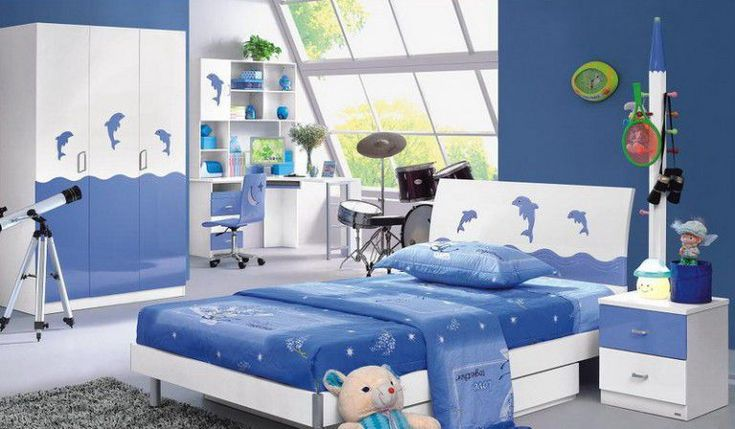 Children Bedroom Furniture – Important Factors and Impressive Design Ideas