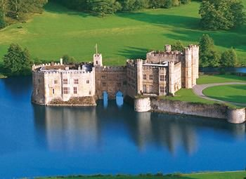 Leeds castle, my future home