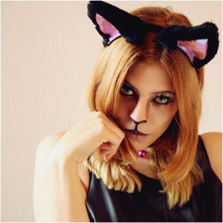 13 Easy And Amazing Halloween Make-Up Tutorials