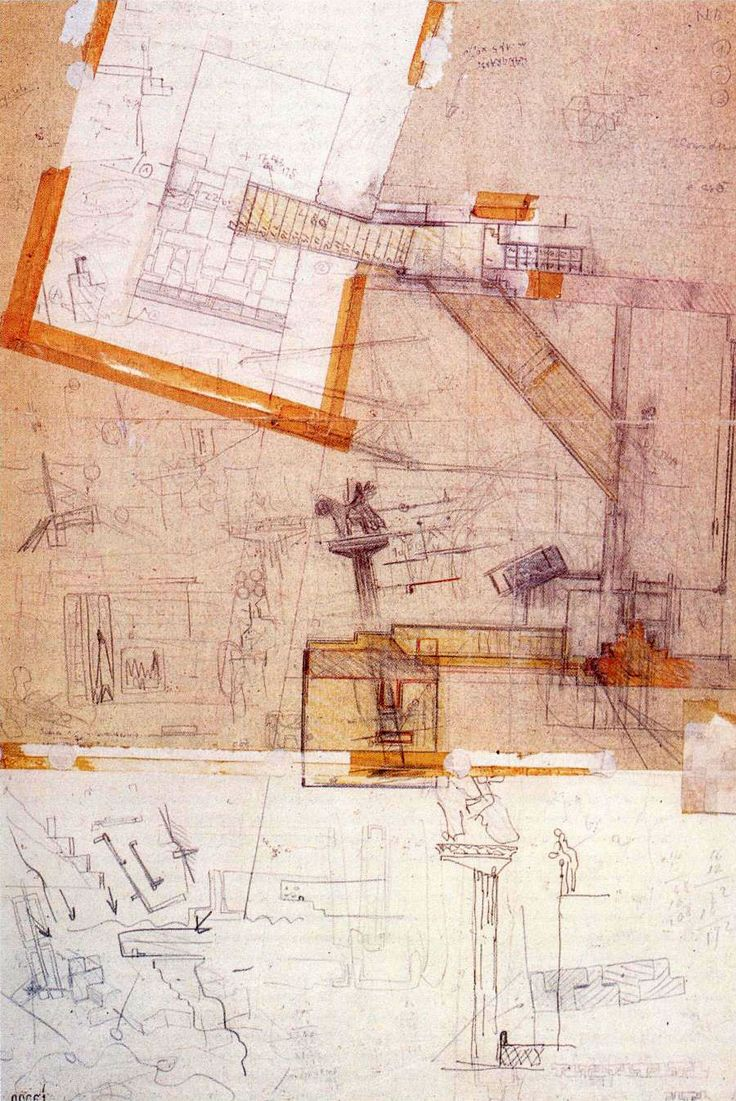 7511 best images about archtectural drawings on pinterest for Paper for architectural drawings