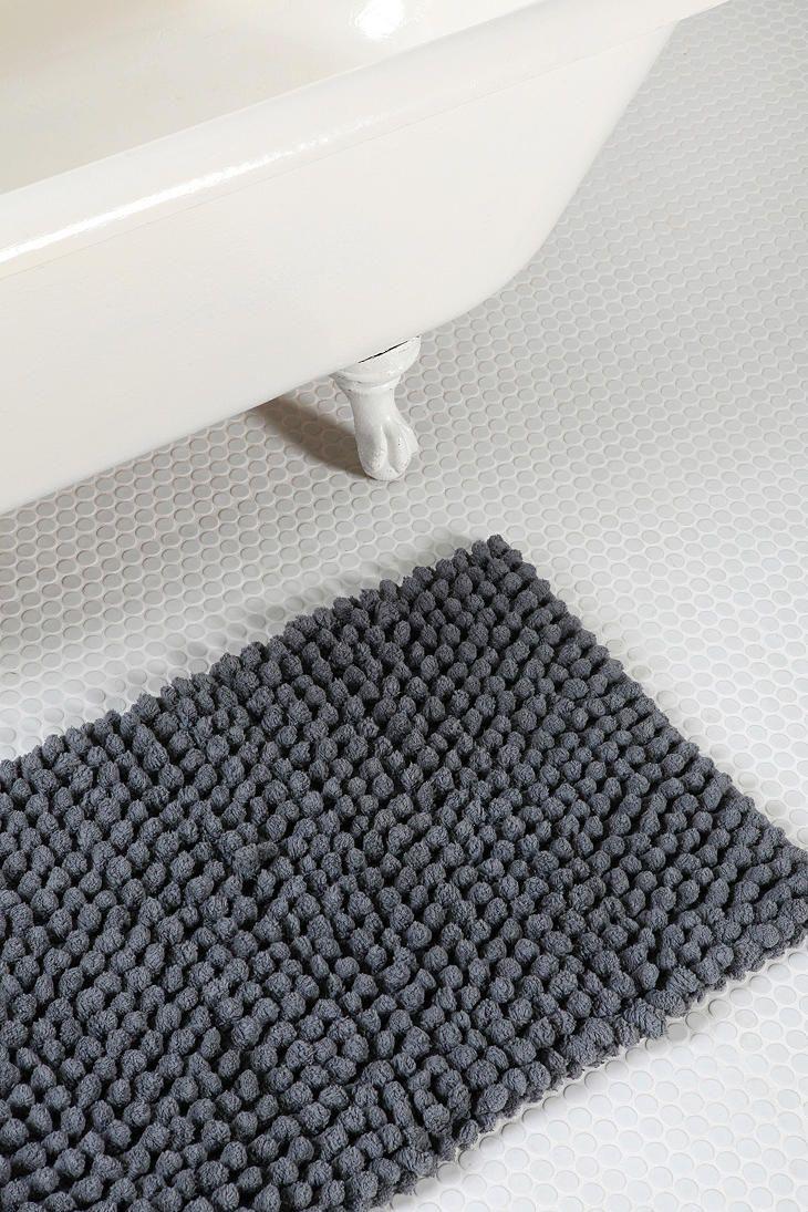 Best Rug Images On Pinterest Bath Mats Carpets And Diy Rugs - Dark grey bath rugs for bathroom decorating ideas