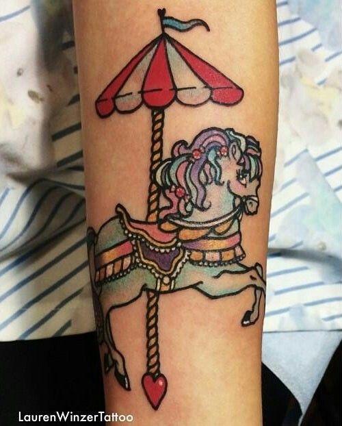 Melanie Martinez tattoo