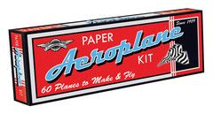 Paper Aeroplane Kit 60 planes to fold and fly | Paper Products Online