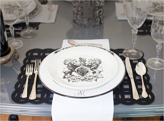 Miss Manners Wedding Etiquette: Rules For Setting The Table