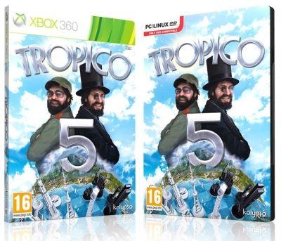 Première vidéo de gameplay pour Tropico 5 - http://www.gamerslife.fr/actus/premiere-video-de-gameplay-pour-tropico-5/