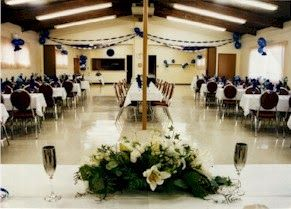 Willow ridge community centre wedding venue