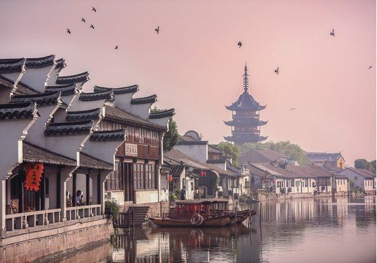 """Suzhou, """"Venice of the East,"""" is one of the oldest cities in the Yangtze Delta dating back more than 2,500 years. via TW by Visit Suzhou,China @VisitSuzhou"""