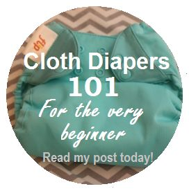 Cloth Diaper 101: For the VERY beginner. Easy to read. Easy to understand and pictures to explain!