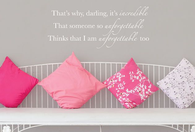 THAT'S WHY DARLING