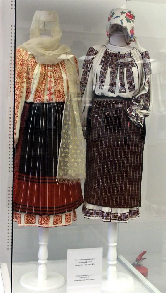 Traditional Romanian folk clothing - Prahova | Traditional ...