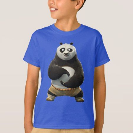 Po Posing T-Shirt - tap to personalize and get yours