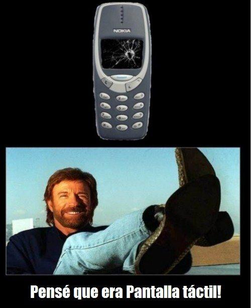 Los 15 mejores memes de Chuck Norris. Fuente: taringa.net