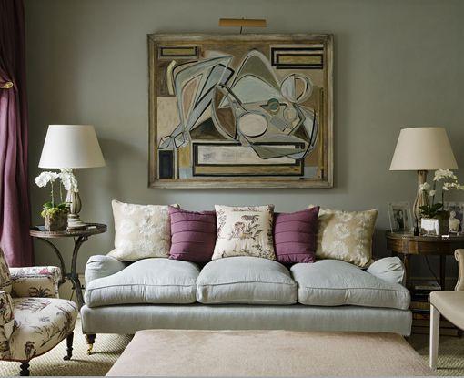 By Jane Churchill Interiors Designed Ltd