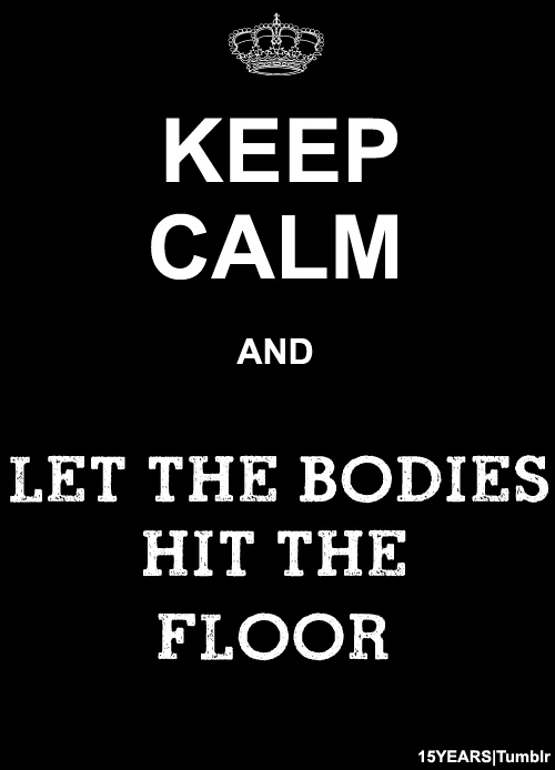 LOVE Drowning Pool!  LOVE this song.  :)
