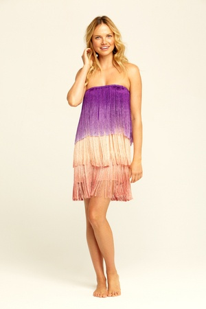 cute summer dress for Stef and Allison--I could use my hand dyed