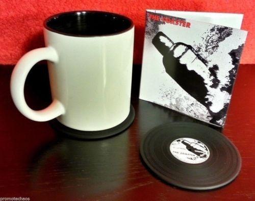 Record Coasters Set - (Set of 2)