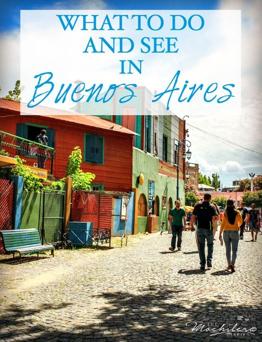 Buenos Aires: A City That Aims To PleaseThe Sweetest Way | Travel + Location Independent Lifestyle