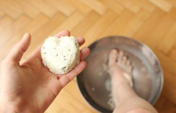 Šumivky pro koupel nohou | Kosmetika hrou