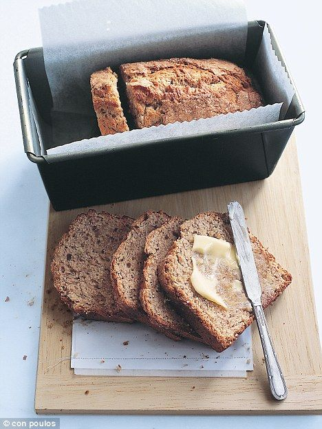 49 best breakfast recipes images on pinterest donna hay recipes banana bread by donna hay ccuart Images