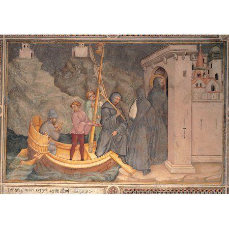 Nelli Ottaviano Canvas Art - (24 x 18)