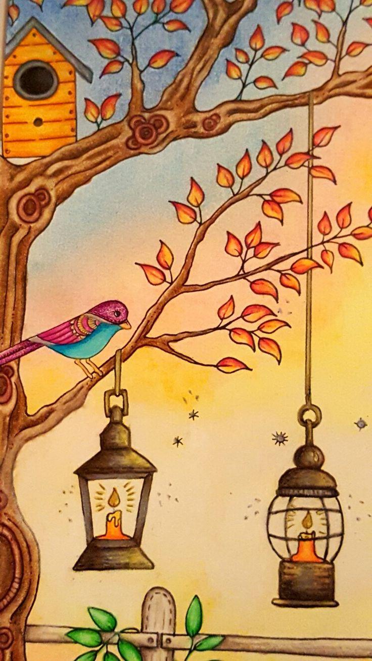 Secret garden coloring book website - The Secret Garden Adult Coloring Book Close Up Of Gazebo Two Page Spread