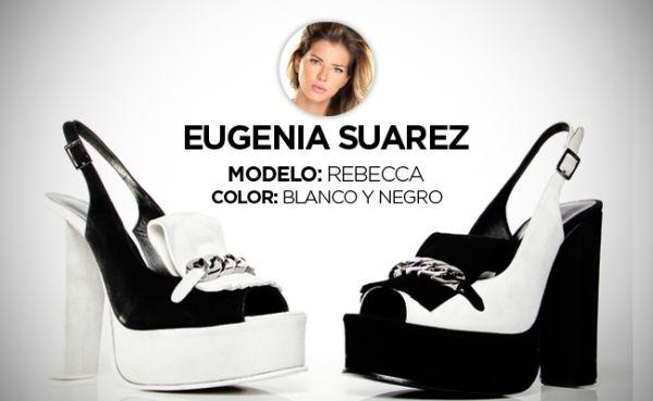 Eugenia Suarez - EUGENIA SUAREZ