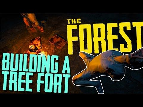 The Forest | Multiplayer Survival Part 1 | Building An Epic Treefort | Gameplay Highlights - Best sound on Amazon: http://www.amazon.com/dp/B015MQEF2K -  http://gaming.tronnixx.com/uncategorized/the-forest-multiplayer-survival-part-1-building-an-epic-treefort-gameplay-highlights/