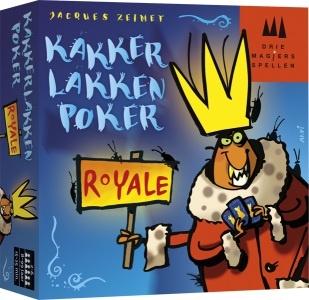Kakkerlakken Poker Royale