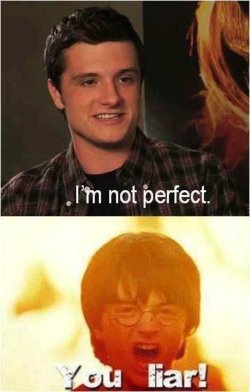 Lol haha funny pics / pictures / Harry Potter Humor / Josh