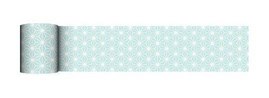 Ruban Adhésif Décoratif Magic'Roll Motif Origami Eau Claire - Revêtement sol et mur