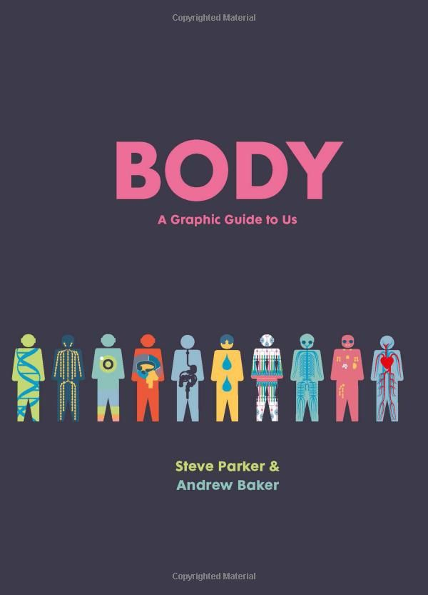 Body: A Graphic Guide to Us: Amazon.co.uk: Steve Parker: 9781781315392: Books