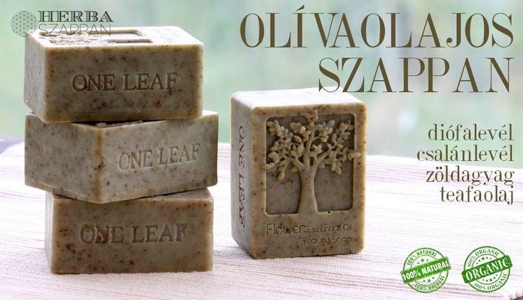Diófaleveles-csalános szappan