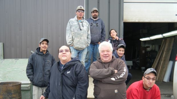 First Feather program builds job experience and confidence in remote communities