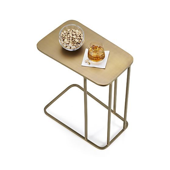 133 best sidetables images on pinterest occasional for Cocktail tables crate and barrel
