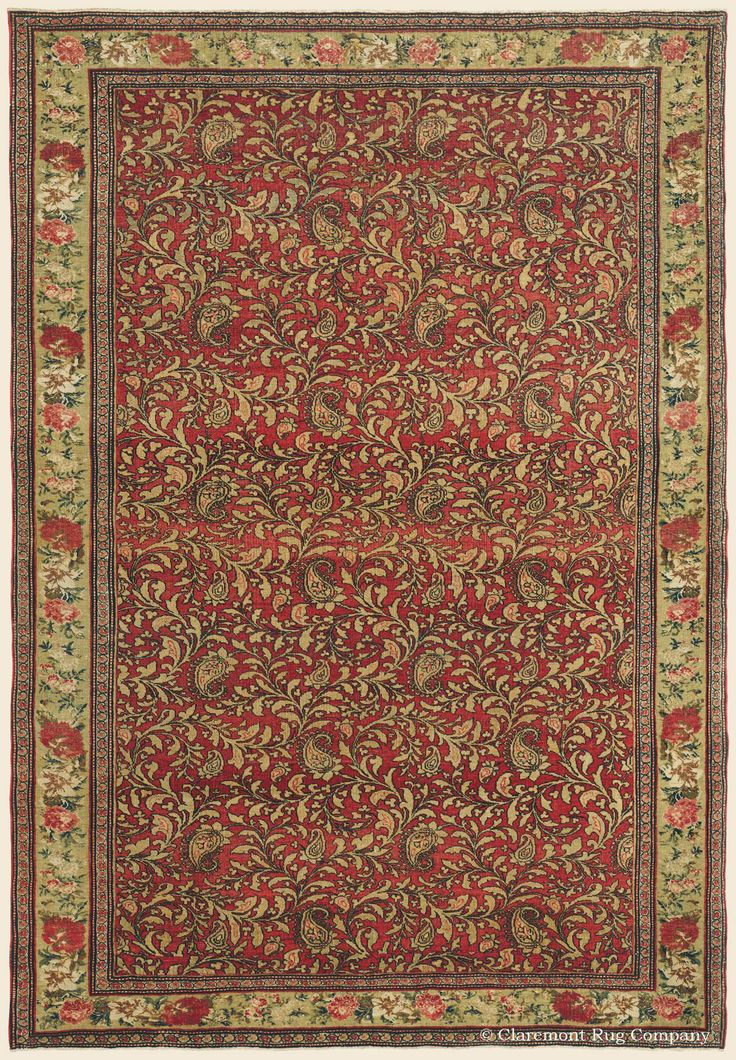 Antique Rugs, Fine Persian Carpet Gallery   Claremont Rug Company