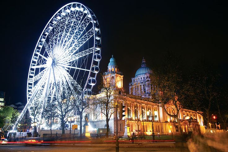 2 or 3nt Belfast Break, Flights & Optional Tour deal in Holidays Enjoy a one or two night stay in Northern Ireland's amazing capital city, Belfast.   Stay at the Ibis City Centre or the Ibis Queen's Quarter.  With optional tours including a sightseeing cruise, a hop on hop off bus tour and the Giant's Causeway tour!  Valid for travel on selected dates 21st Jan-25th Jun 2017.   Minimum 40 hours...