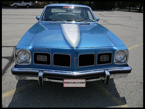 1975 Pontiac Ventura Sprint 350 Ci General Motors Corporation Gmc Pinterest 39 Salem 39 S Lot