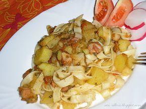 Süss, alkoss...!: Krumplis tészta olasz módra