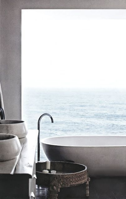 // bySHnordic.com   minimalist bathroom design | modern bathroom ideas