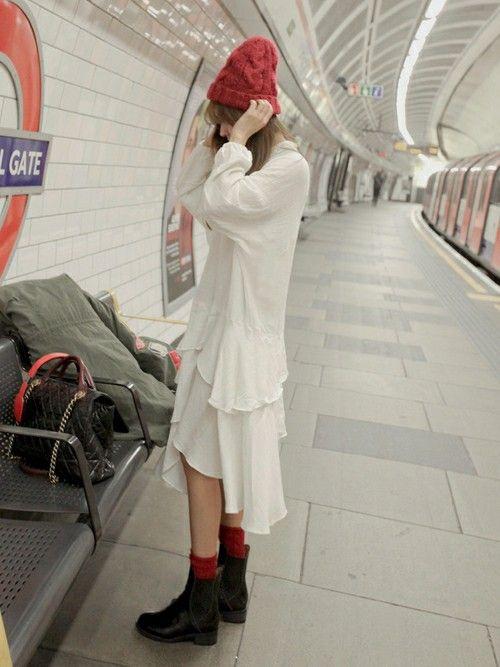11AM'sOne piece dress using this shop staff 11AMlooks│あなたのショッピングタイム【11AM...