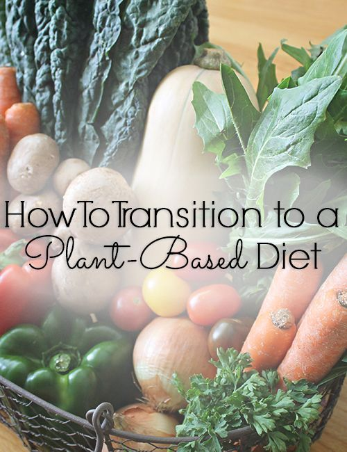 How to help your family transition to a more plant-based diet - or just eat more vegetables!