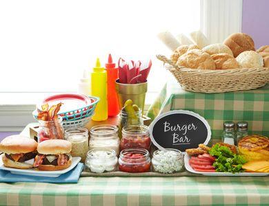 Built Burger Nights + Summer Market from T'afia