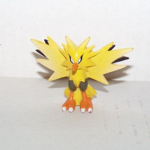 Pokemon Zapdos Tomy Figure $4.99