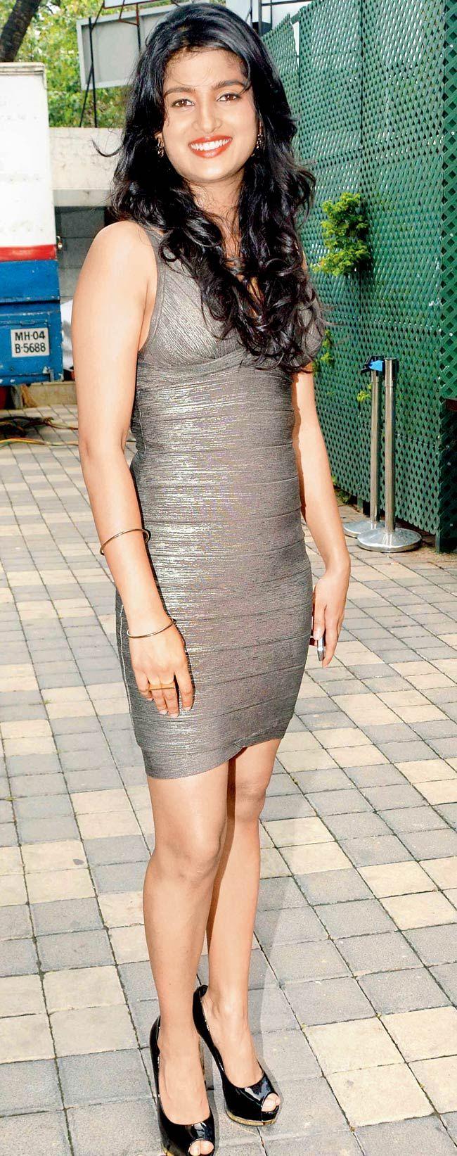Vega Tamotia at music launch of 'Amit Sahni Ki List'. #Style #Bollywood #Fashion #Beauty