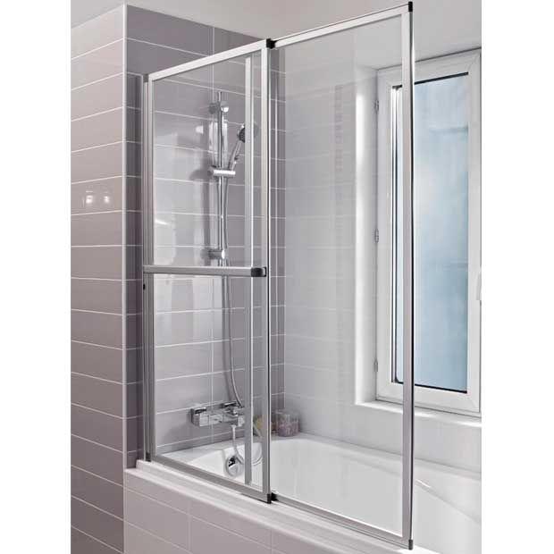comment poser une paroi de baignoire baignoires ecran. Black Bedroom Furniture Sets. Home Design Ideas