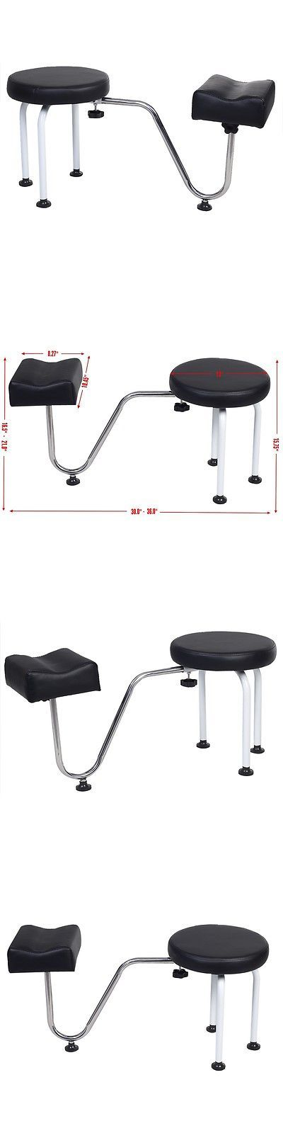 Salon and Spa Supplies: Pedicure Station Chair Manicure Reflexology Spa Salon Equipment W/ Foot Rest New BUY IT NOW ONLY: $58.99