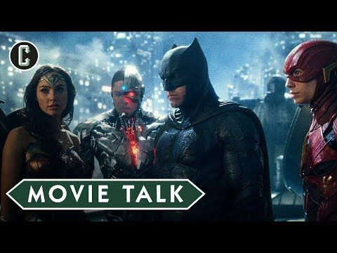 Why Justice League Underperformed at the Box Office - Movie Talk - YouTube