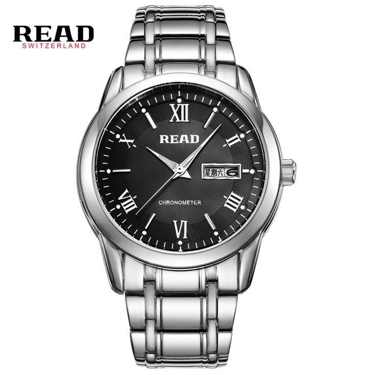 US $69.98 - READ watches Mens Watch classic Mens Watch Mens Fashion luminous quartz watch R6085G