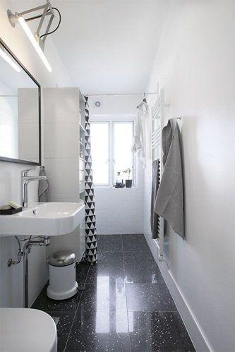 Modern art deco #bathroom #nordic #living #inspiration