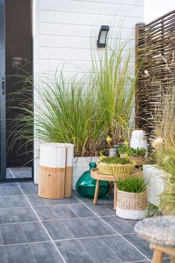 19 best terrasse carrelage images on Pinterest Decks, Balconies - carrelage pour cour exterieure